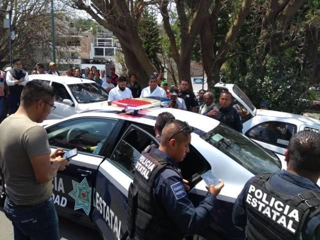 Supuesta enfermera roba bebé en el hospital general de Tlaxcala