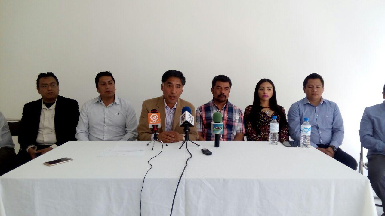 Policías de Papalotla fuera de peligro: Herrera Xicohténcatl