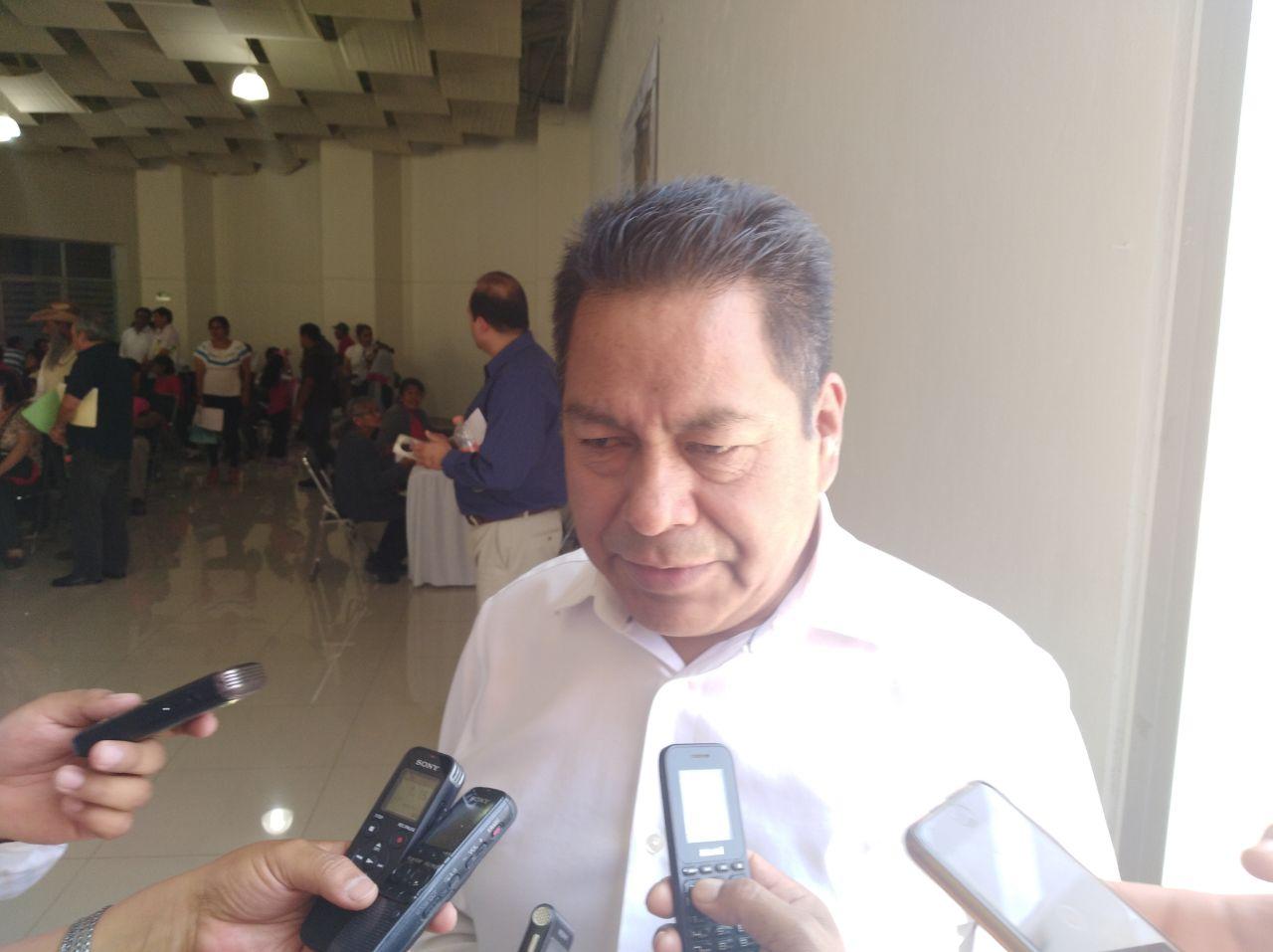 Cutberto Cano buscará solución a límites después del 1 de julio