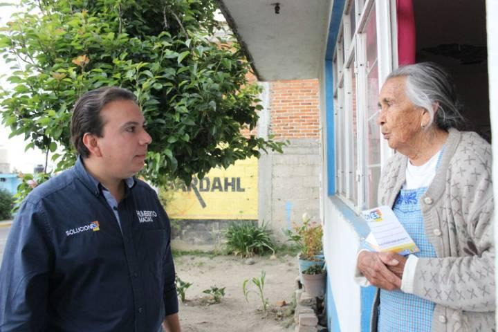 Hay que generar soluciones para una mejor infraestructura en el primer distrito: Humberto Macías