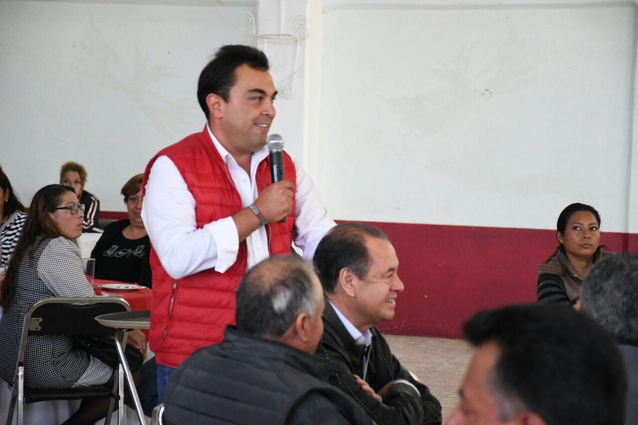 Fortalecerá Mariano González a la familia turística de Tlaxco