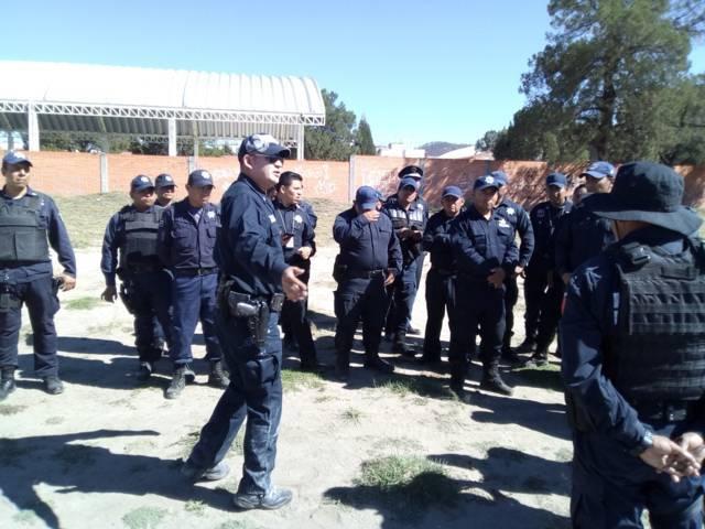 Ayuntamiento profesionaliza su policía sobre el manejo de vehículos