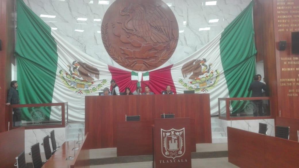 Diputados aprueban acceso contralado al Congreso del Estado