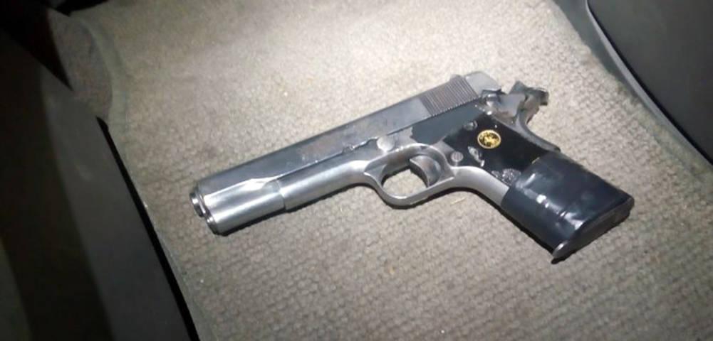 Durante operativos detienen a 10 personas con arma de fuego