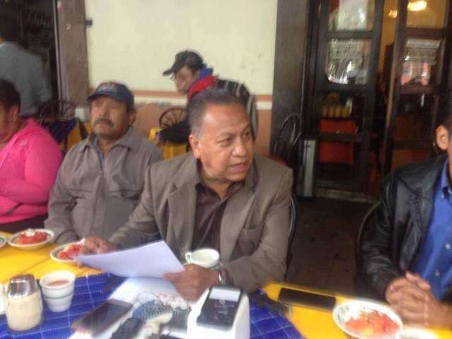 Presentan acuerdo para detener invasión en SPM