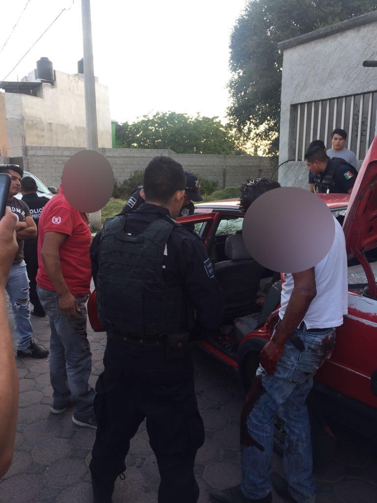 Junio sangriento para SPM, dos golpeados y un muerto por robo
