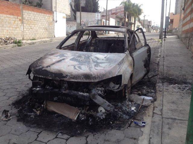 Al delincuente se lo llevaron vivo: pobladores de SPM