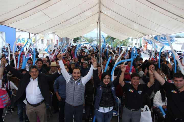 Apizaco merece políticos a la altura de sus necesidades: Pablo Badillo