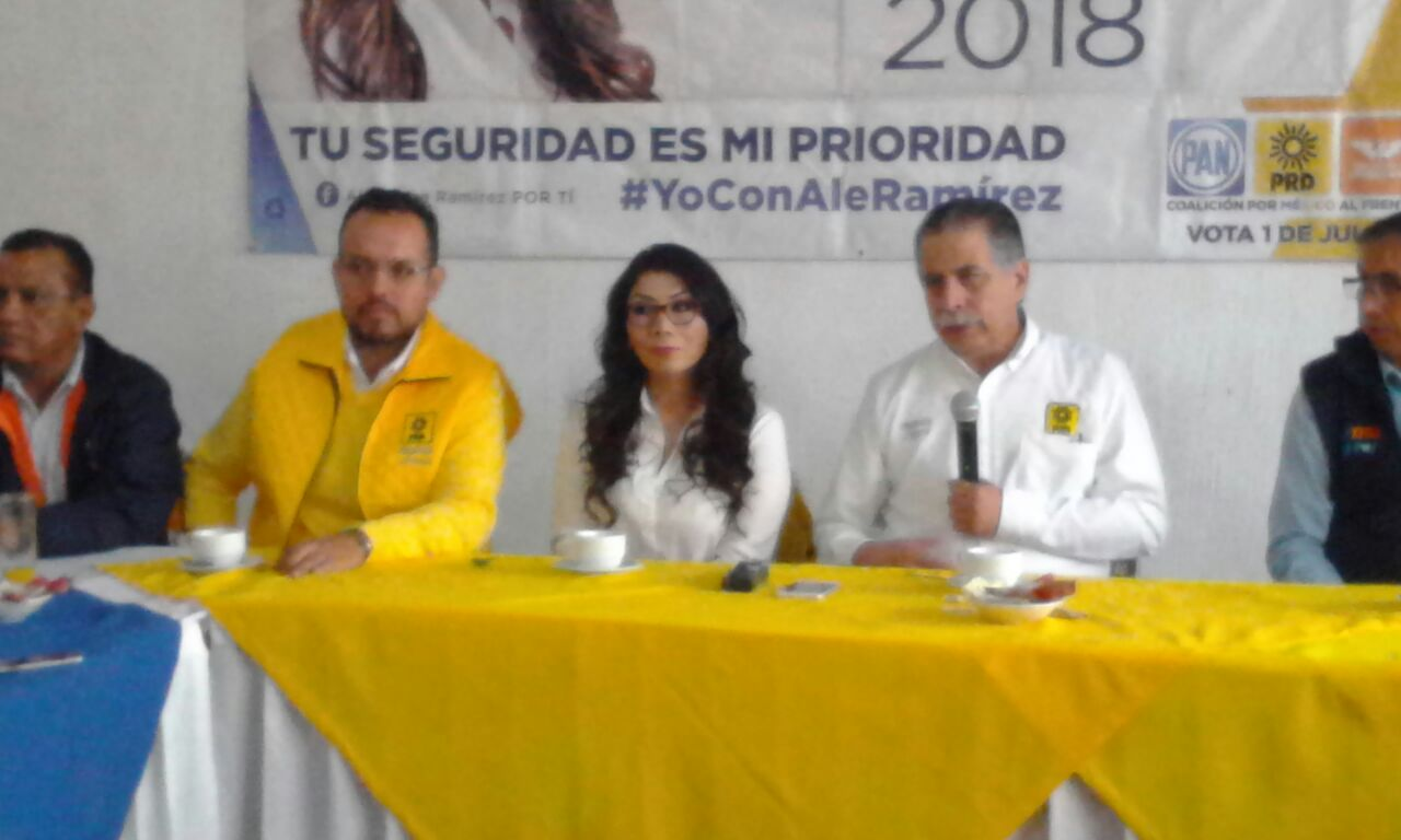 Piden al INE investigar amenaza de la dirigente nacional de MORENA