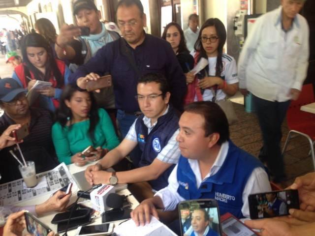 La oposición sembró el video de Apizaco: HMR