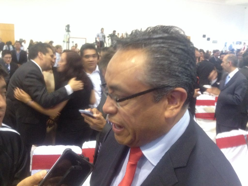 Dirigente dice que el PRI entrará a una etapa de reconstrucción