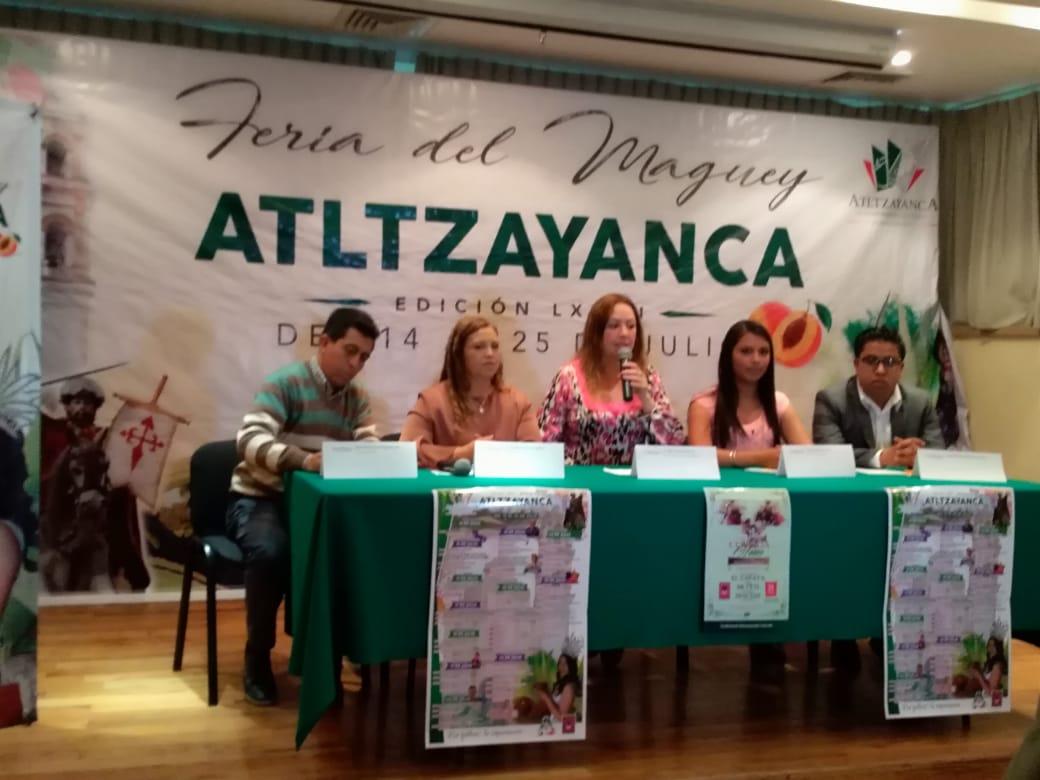 Consumo de pulque será el atractivo de la feria de Atltzayanca