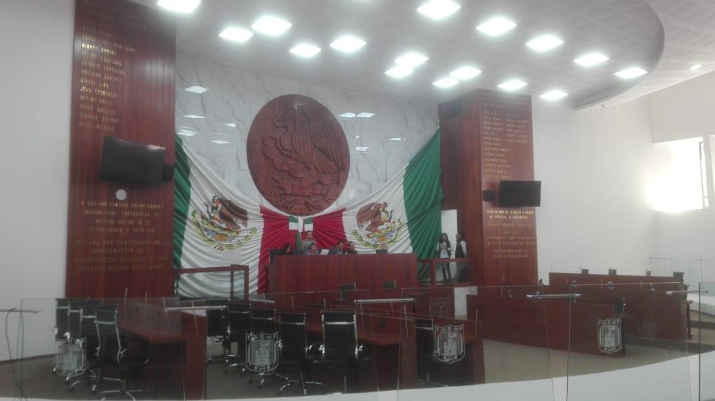 Congreso le da entrada a la petición de juicio político del IAIP