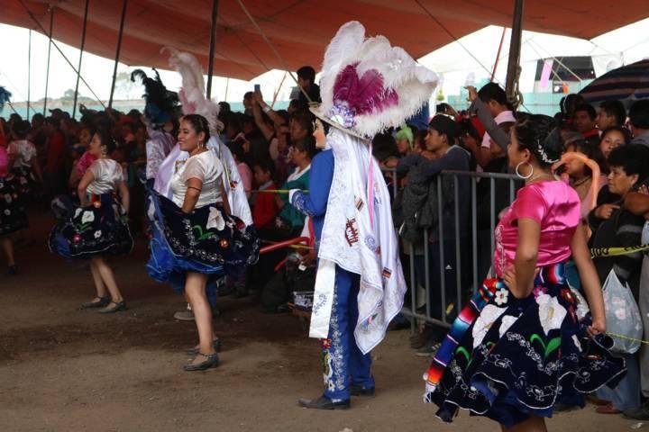 Fascina Festival De Las Camadas En La Feria Chiautempan 2018