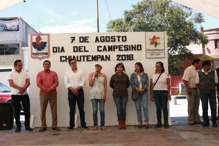 Ayuntamiento De Chiautempan Conmemora Día Del Campesino