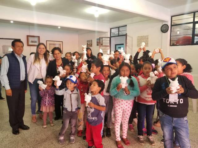 Clausura SMDIF de Tlaxcala cursos de verano