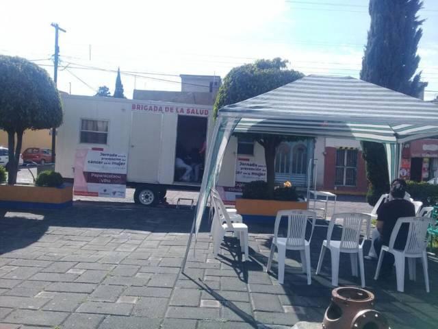 """Promueven """"Jornada para la prevención del cáncer en la mujer"""" en la capital"""