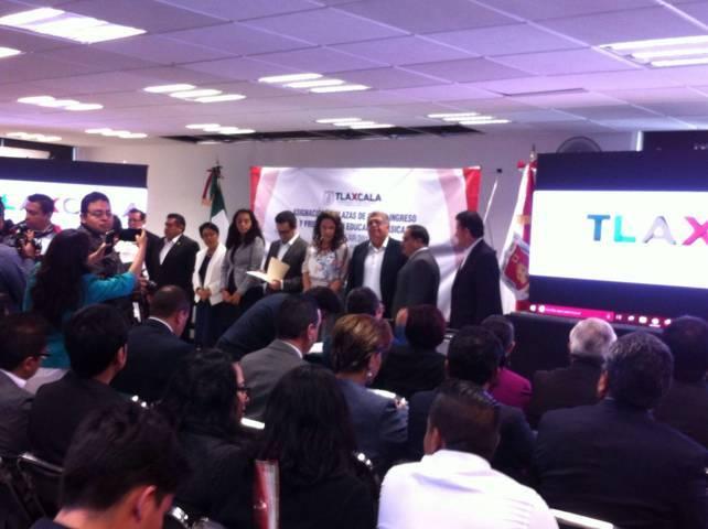 SEPE asignó 64 plazas  para ingresar al magisterio tlaxcalteca