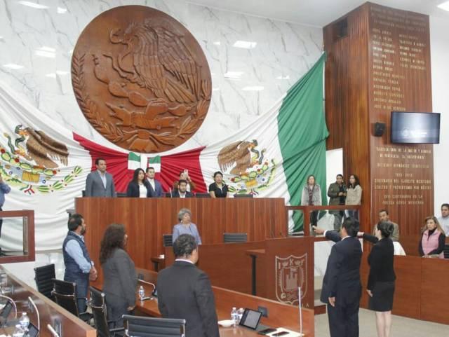 Tecuapacho Domínguez y Pérez son los magistrados del TJA