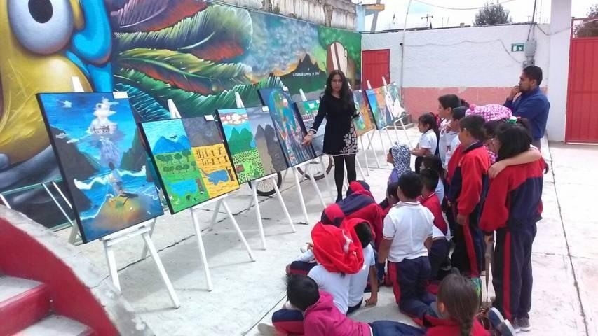Tetla De La Solidaridad promueve cuidado del medio ambiente
