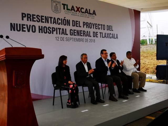 300 millones para la construcción del nuevo Hospital General