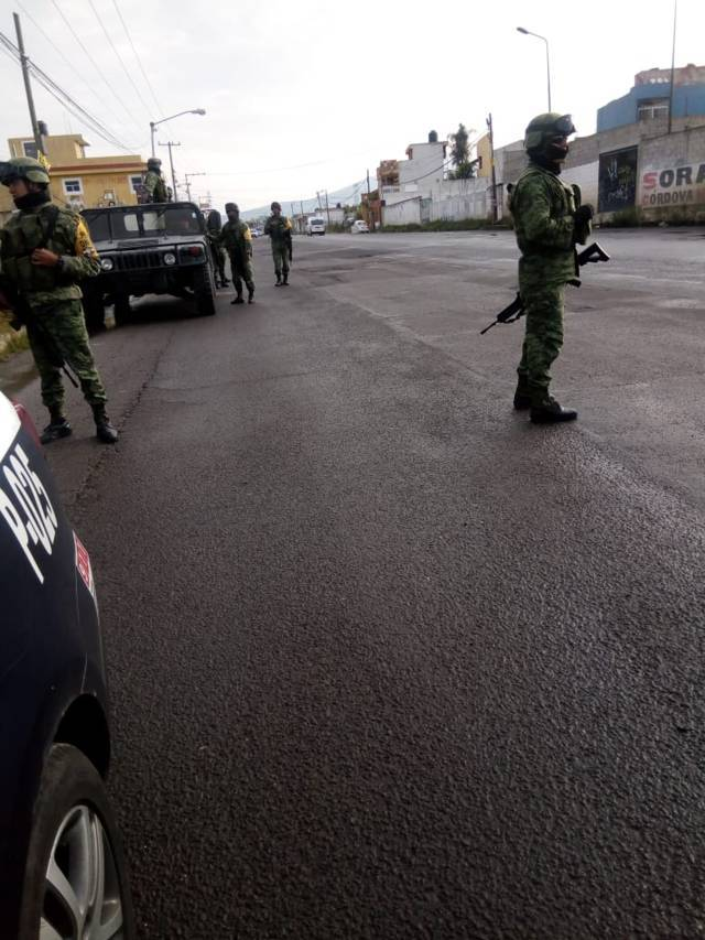 Ayuntamiento puso en marcha protocolo por fuga de gas en Puebla