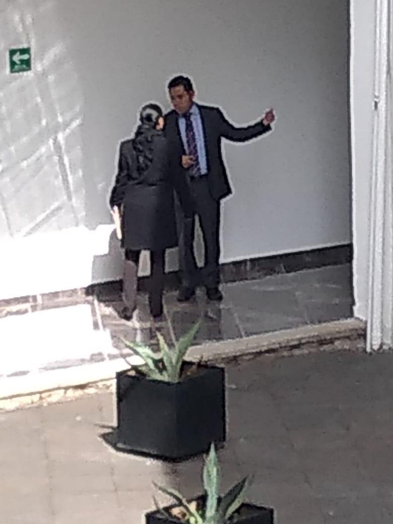 Por reprochar en la Tribuna se encaran en los pasillos diputados