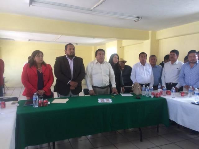 Tlaltelulco y Tetlanohcan suman esfuerzos para realizar diferentes acciones