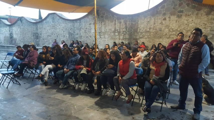 """Pluma Morales puso en marcha el """"1er Festival Cultural"""""""