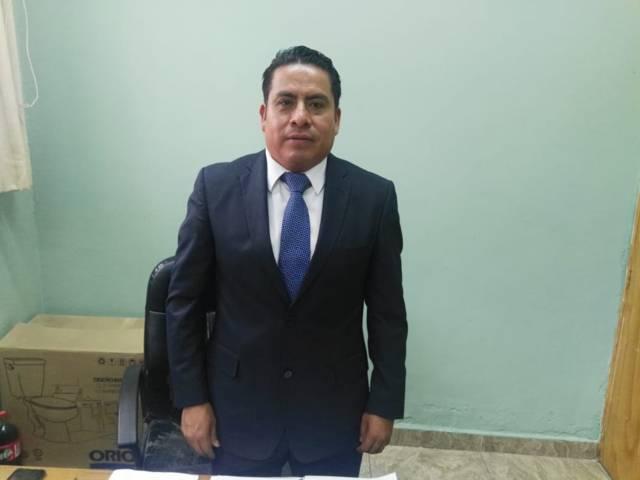 Nombran a Raymundo Fragoso nuevo Director de Seguridad en Chiautempan