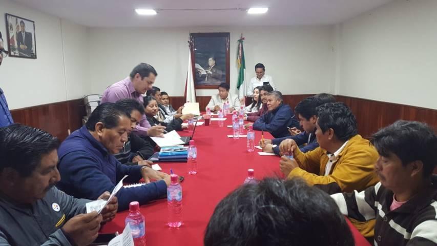 La CESESP y Ayuntamiento instalan Comité de Participación Ciudadana de Seguridad