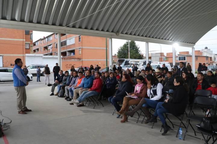 Conoce El Gobierno Municipal más cerca de ti; reuniones ciudadanas en Apizaco