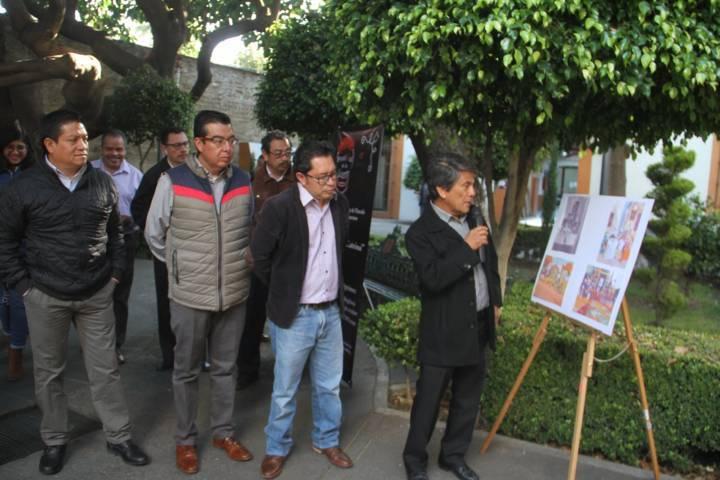 Inauguran exposición fotográfica y pictórica en la capital