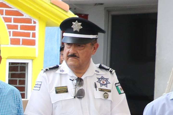 Habla Villareal Badillo sobre la problemática que enfrenta Seguridad Pública de Apizaco