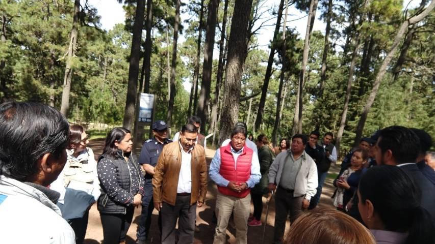 Chiautempan en vísperas de nueva ruta eco-turística en la Malintzi