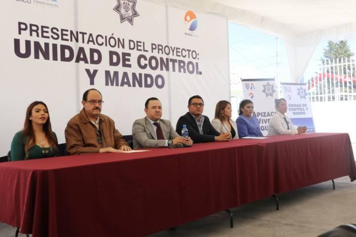 Presidente de Apizaco da golpe a inseguridad: espera apoyo del Gobierno del Estado