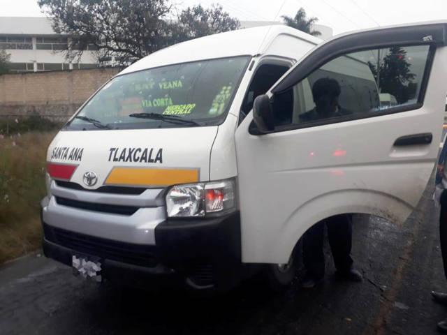 La Dirección de Vialidad de la CES, frustra robo a transporte público en la capital