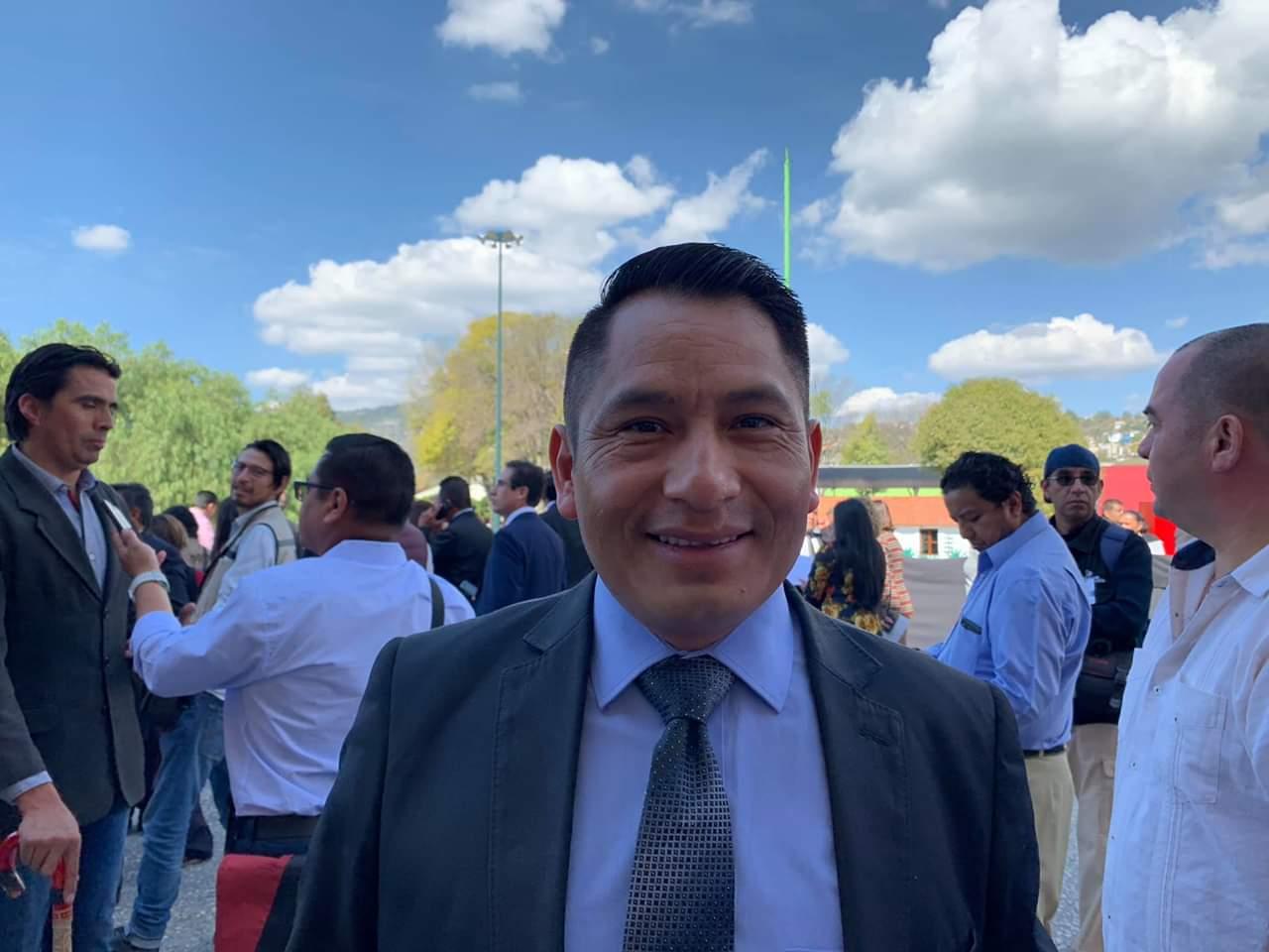 Aplaude Óscar Pérez, alcalde de Quilehtla, que Gobierno Estatal ponga los ojos en la gente vulnerable