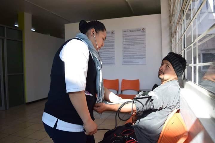 Ayuntamiento acerca Jornada de la Salud a los grupos vulnerables