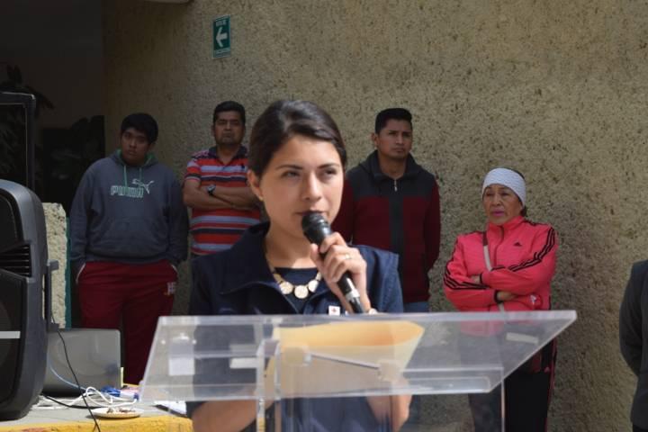 Centro de Bienestar Social de Zacatelco clausuro curso y talleres