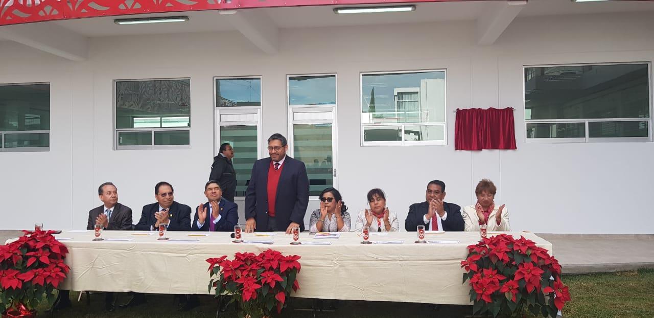 14 nuevas aulas permitirán incrementar la matricula: UAT