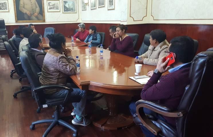 Acuerdan autoridades y vecinos medidas adicionales de seguridad en Acuitlapilco