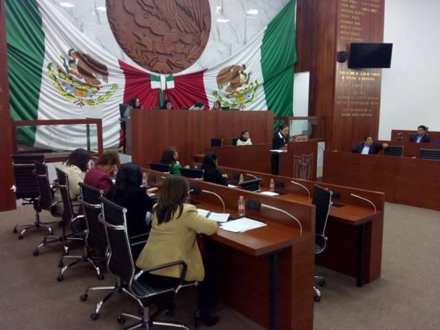 Morena asume la Comisión Permanente en el Congreso del Estado