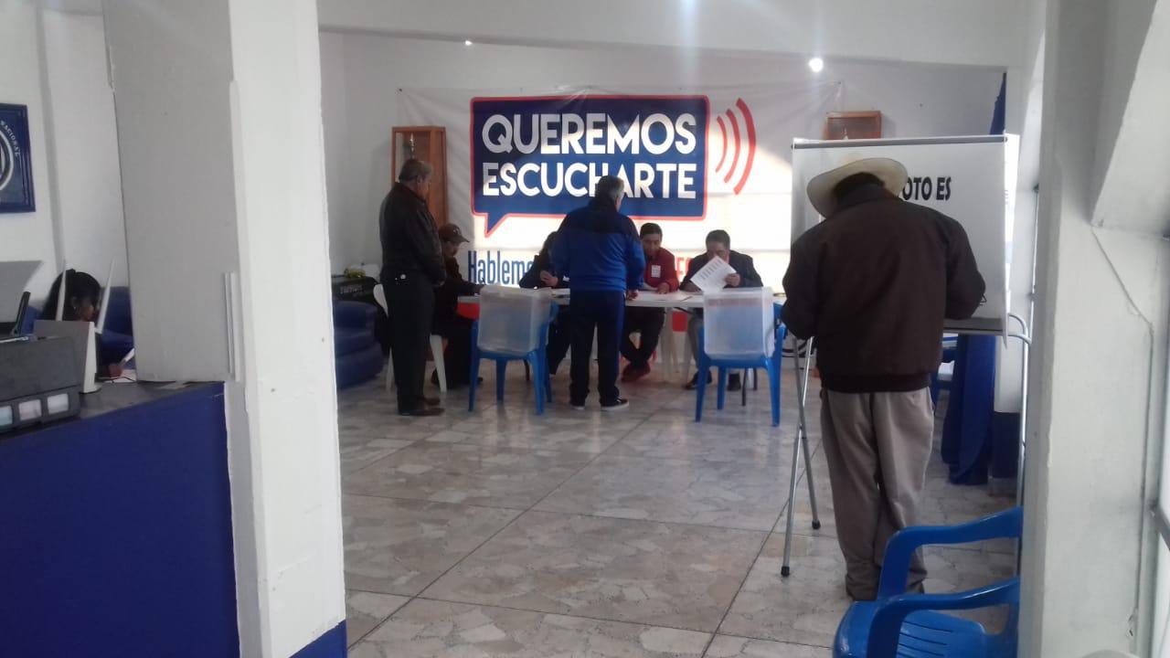 Sin contratiempos se desarrolla elección panista en Tlaxcala