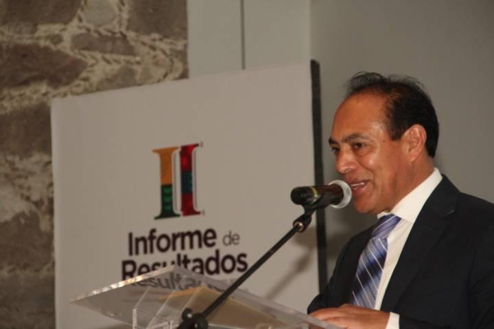 Con obras y acciones impulsamos el desarrollo económico del municipio: alcalde