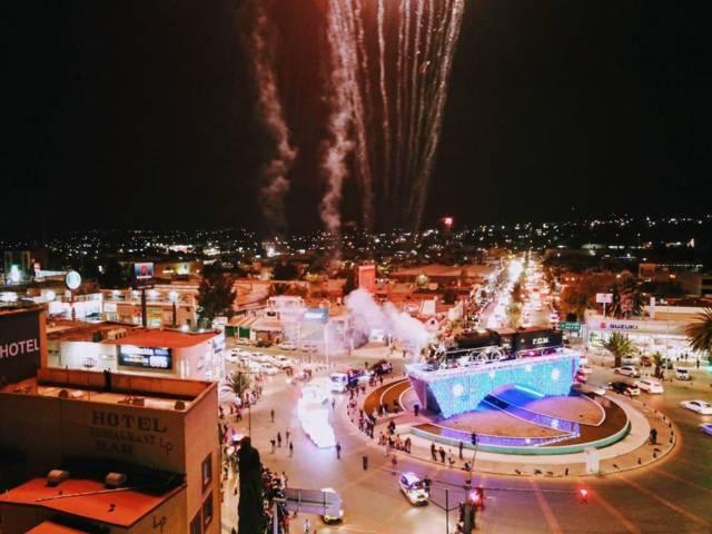 Desfile de Reyes en Apizaco supera expectativas