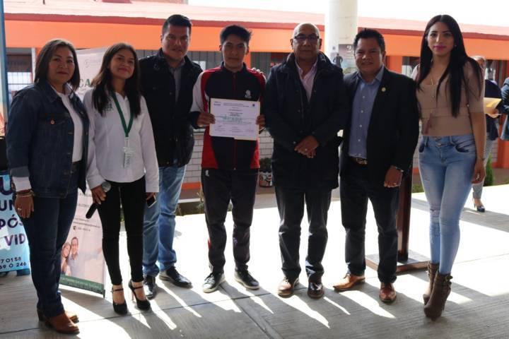 Realizan Semana Nacional de Información sobre Alcoholismo en Papalotla