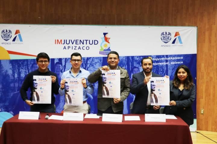 Jóvenes tlaxcaltecas podrán viajar al extranjero a través de IMJUVENTUD Apizaco