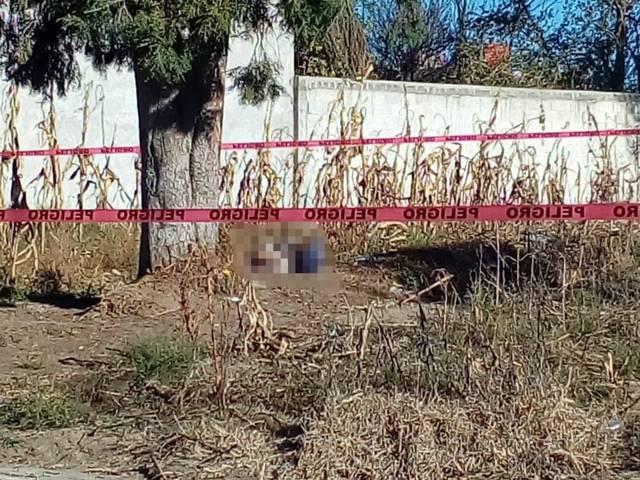 Fallece integrante del escuadrón de la muerte, en terrenos de labor en Tlaltelulco