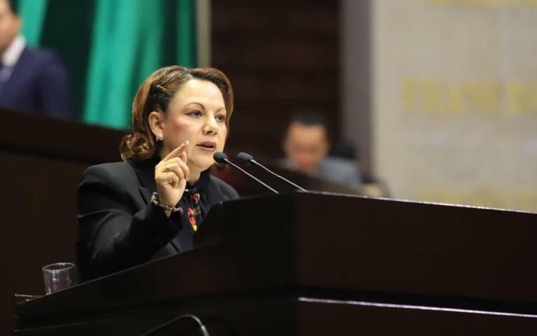 En seguridad estamos obligados a dar resultados para brindar paz y seguridad: Claudia Pérez